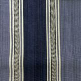 Ткань портьерная артикул WIDER STRIPE col. BLUE